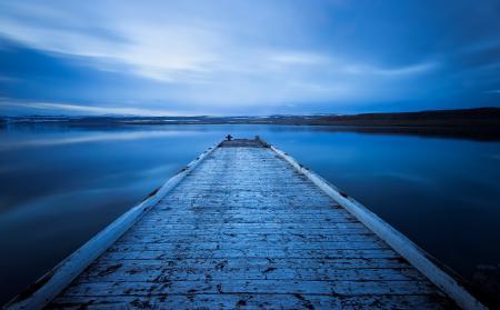 Фото Исландия, мостик, озеро, вода