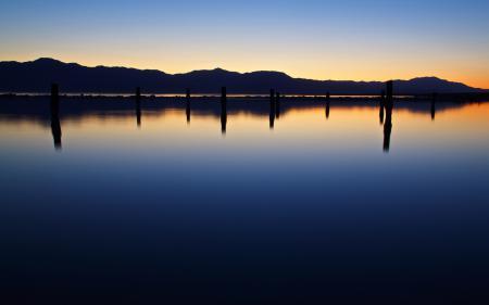 Заставки пейзаж, природа, река, водоём