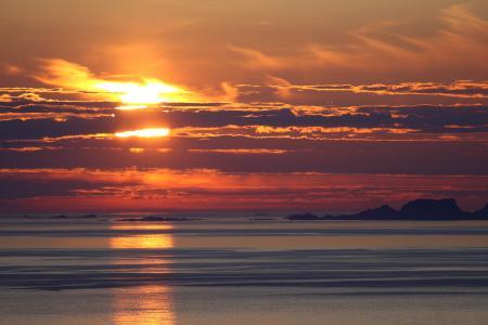 Картинки небо, солнце, море