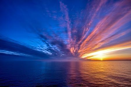 Фотографии море, небо, облака