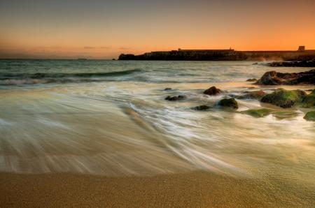 Фото море, пляж, волны