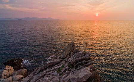 Картинки море, скалы, камни, пейзаж