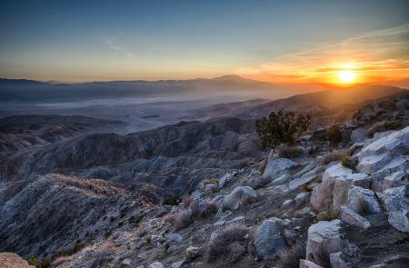 Обои Riverside County, California, US, пустыня