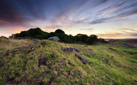 Заставки пейзажи, камни, скалы, холмы