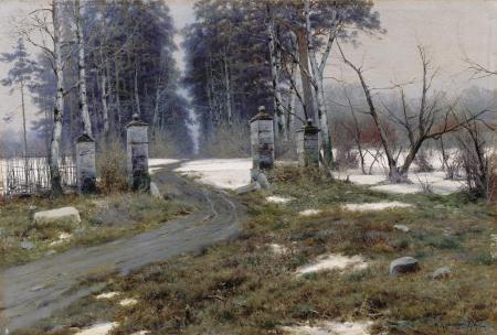 Фотографии Крыжицкий, Пейзаж, картина