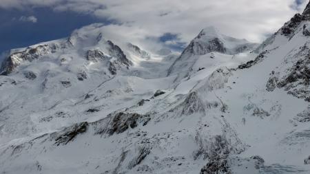 Заставки вершины, гор, снег, холод