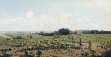 Обои Крачковский, Бахча, картина