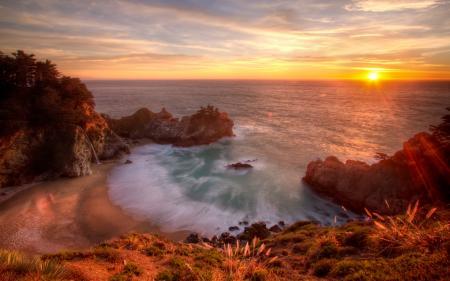 Обои пейзажи, море, природа, океан