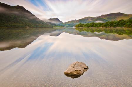 Фото пейзаж, природа, берег, камни