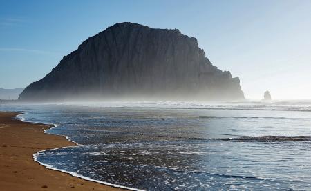Картинки природа, пейзаж, гора, море