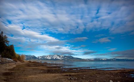Заставки природа, пейзаж, море, горы