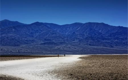Фотографии долина, горы, небо, природа