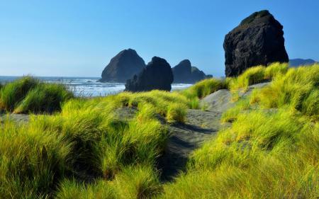 Картинки море, скалы, пейзаж