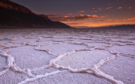 Фото закат, соль, пейзаж