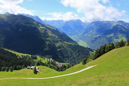 Фотографии Switzerland, пейзаж, горы, небо