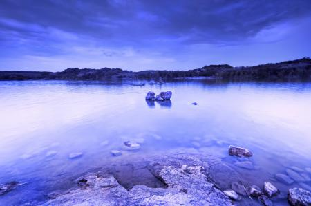 Фото США, Техас, Национальный Парк, озеро