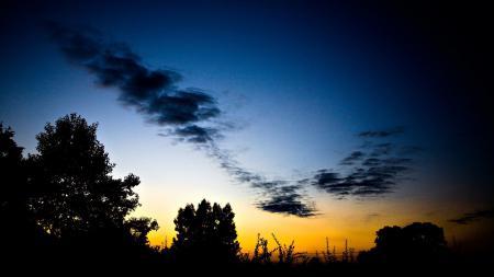 Фотографии природа, пейзаж, вечер, тень