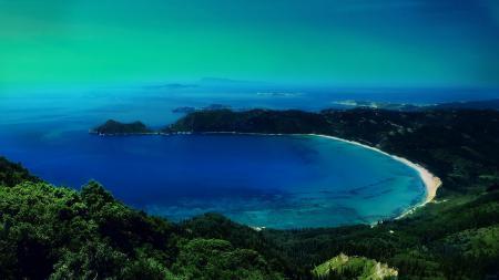 Фотографии лагуна, залив, пляж