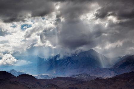 Фотографии горы, облака, небо, свет