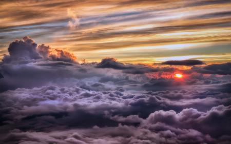 Заставки небо, тучи, облака, солнце