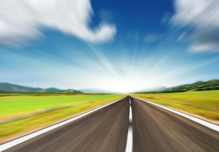 Обои пейзажи, дорога, скорость, дороги