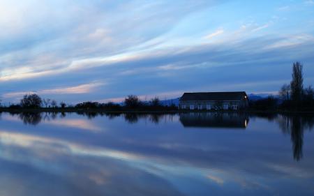 Фотографии дома, озеро, озёра, пейзажи