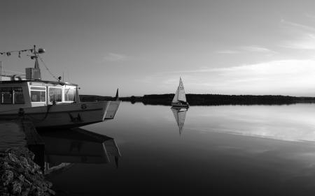 Заставки лодки, фото, пейзажи, обои