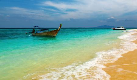 Фото пейзажи, обои, лодки, ялики
