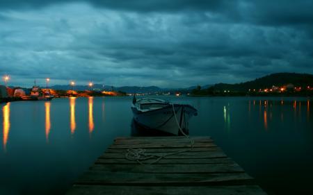 Фото вода, река, бухта, город