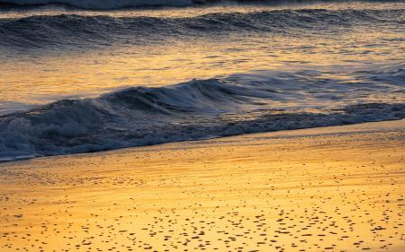 Обои пейзажи, море, вода, волны