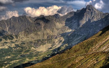 Фото At Kasprowy Wierch, польша, горы