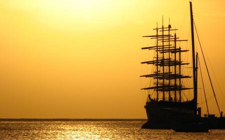 Картинки корабль, лодка, парусник, море