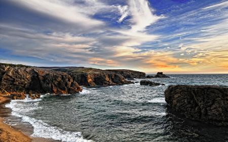 Картинки пейзажи, обои для рабочего стола, море, вода