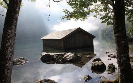 Заставки пейзажи, фото, деревья, вода