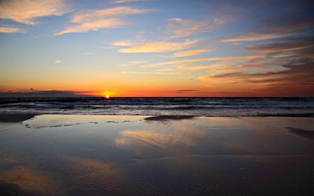 Фото природа, пейзаж, берег, пляж