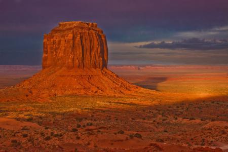 Фото скала, гора, долина, монументов