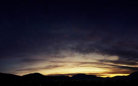 Картинки пейзажи, landscape, вечер, закат