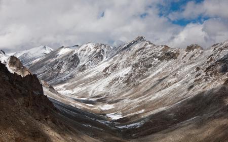 Фото горы, небо, природа, пейзаж