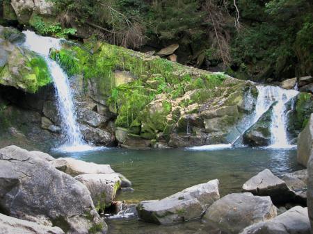Фото водопад, карпаты, украина