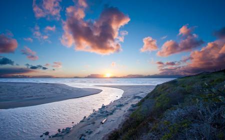 Фото Pacific Ocean, океан, побережье