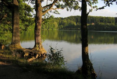 Фотографии озеро, Польша, Jezioro, Marchowo