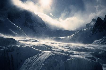 Фотографии snow, снег, горы