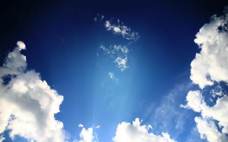 Фото красивые пейзажи, небо, фото, облако