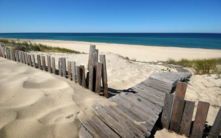 Заставки пляж, берег, океан, песок