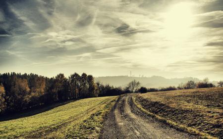 Картинки photo, foto, пейзажи, дорога
