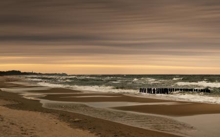 Фото море, небо, пейзаж