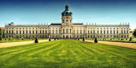 Фото Дворец Шарлоттенбург, Германия, palace, Germany