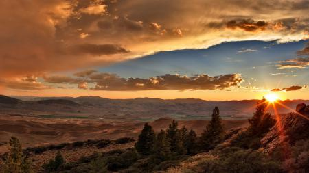 Фотографии пейзаж, природа, nature, закат