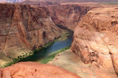 Обои Colorado, каньон, горы, пейзаж