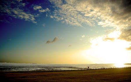 Заставки природа, пейзаж, побережье, море